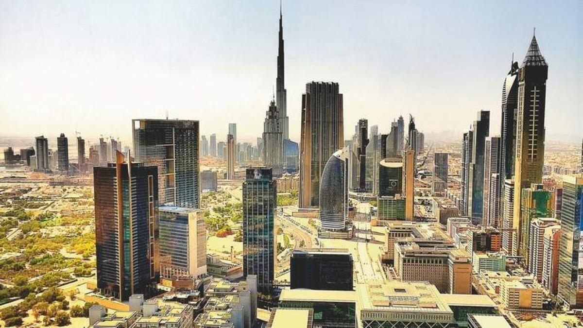 UAE looks to Asia to expand trade