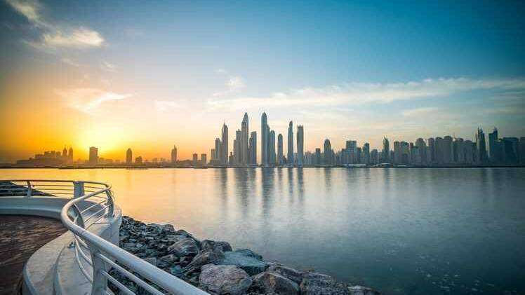 uae, weather, national center of meteorology, sunny, partly, cloudy, tuesday