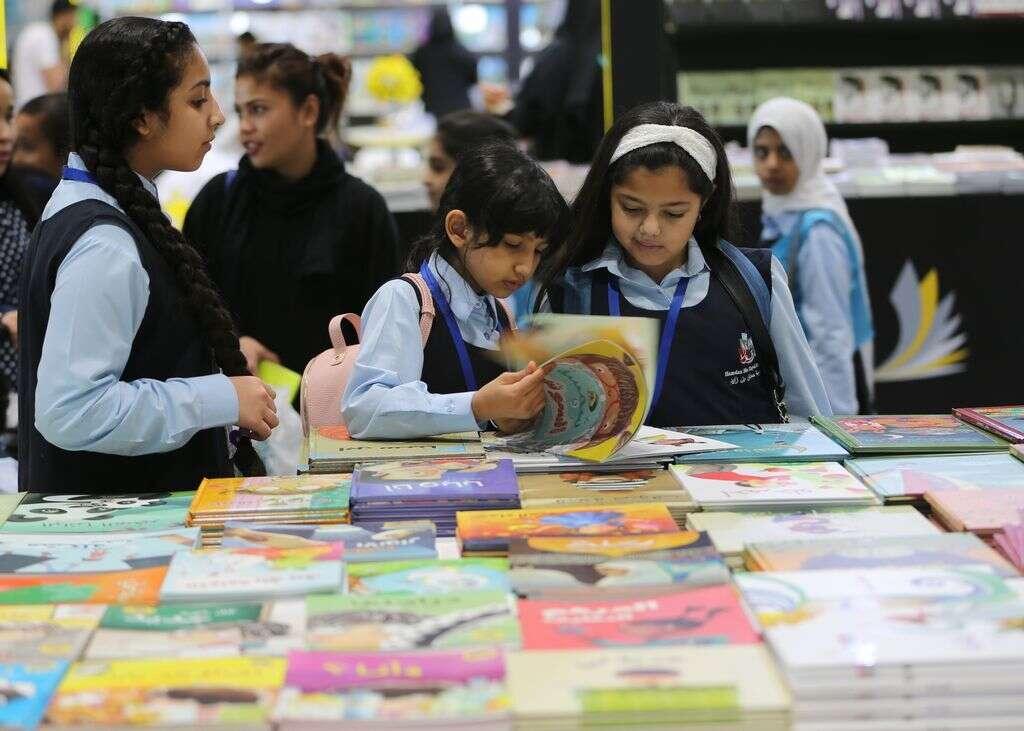 All the road leads to Abu Dhabi book fair