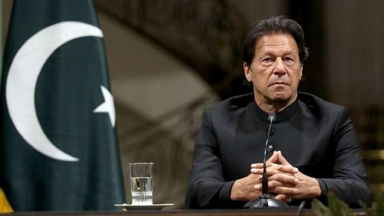 Imran Khan, Azadi March, Pakistan