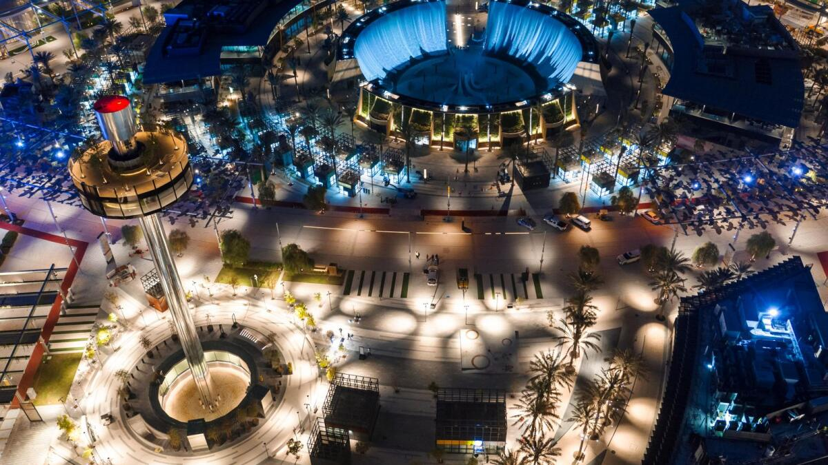 Expo 2020 Dubai special offer: Get a month's pass with a Dh95 ticket