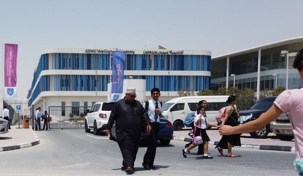 Dubai school scare: Mother wanted to show cleaners how to clean properly