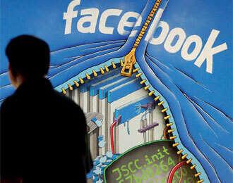 Facebook developing a professional website: Report