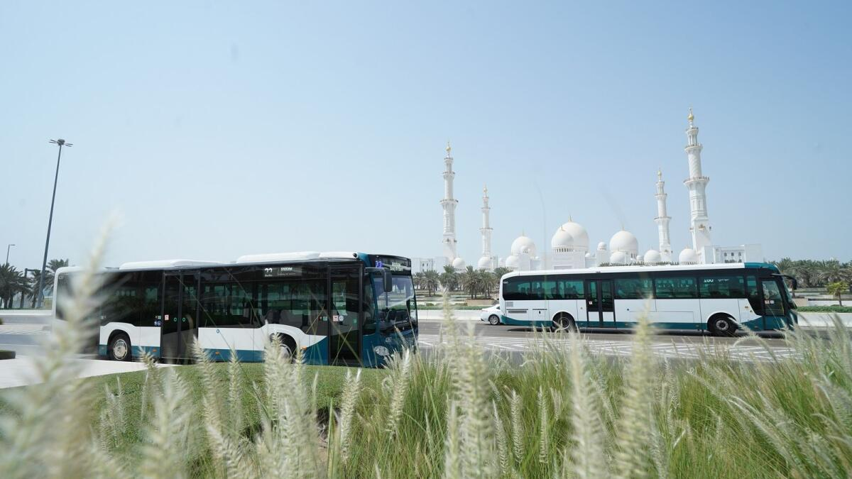 UAE: Use Google Maps to plan bus trips in real time
