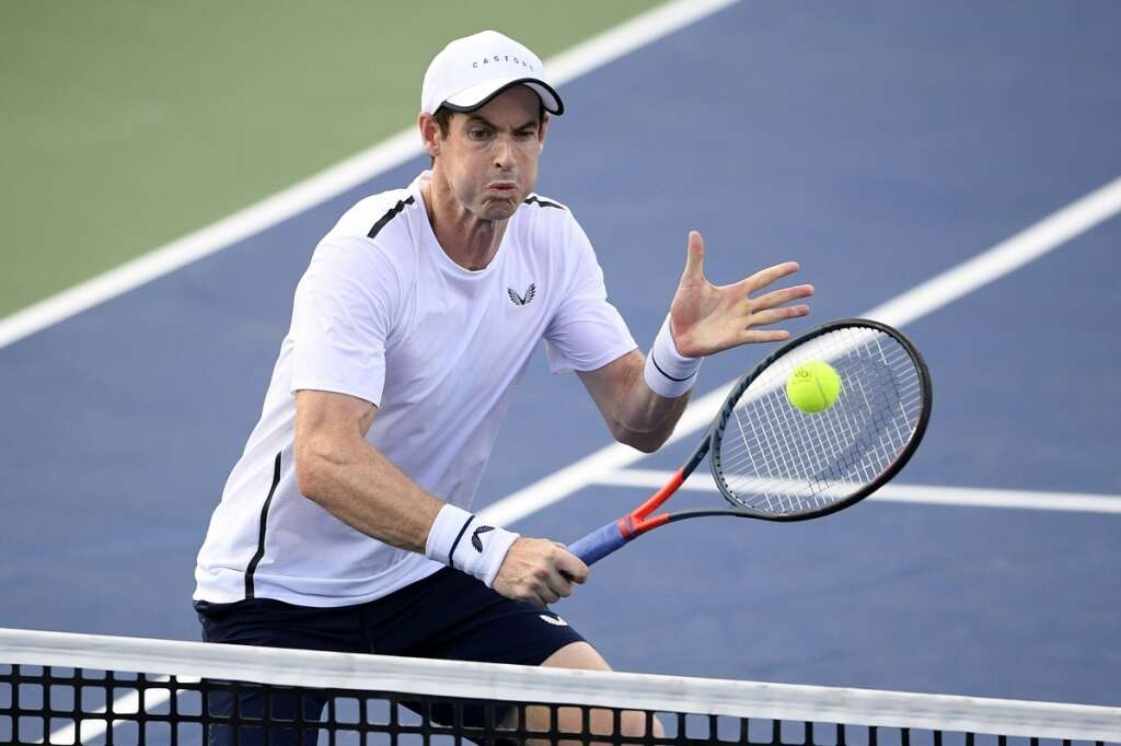 Murray faces Baby Fed instead of Federer at ATP Cup