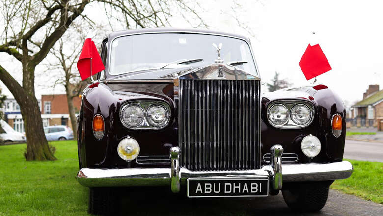 sheikh zayed, missing car, uae resident, find, limousine, historic