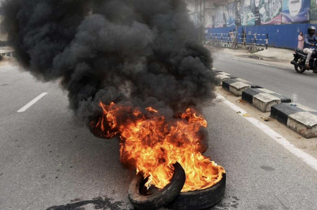 Bharat Bandh: Huge protest against fuel price hike in India