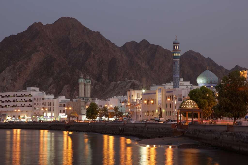 Oman, muscat, lockdown, coronavirus, covid-19