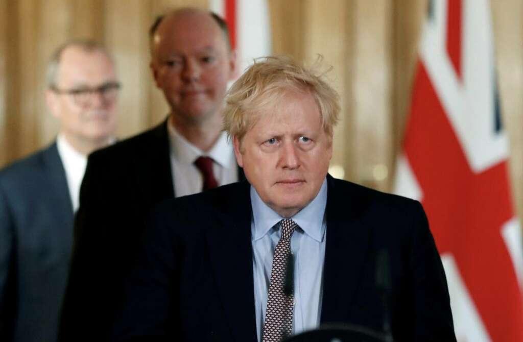 British PM, Boris Johnson, intensive care, Covid-19