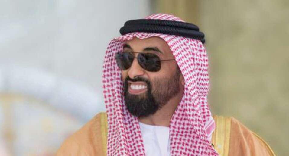 Sheikh Tahnoon bin Zayed Al Nahyan, Yossi Cohen