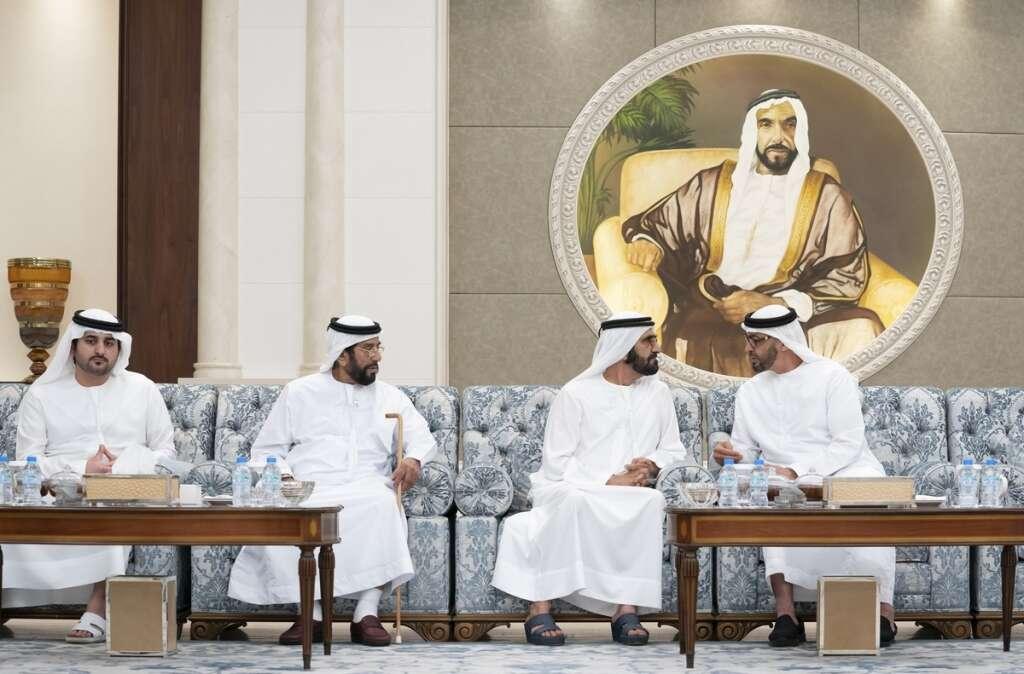 dubai ruler, sheikh mohamed, brother, sultan, sheikh sultan, death