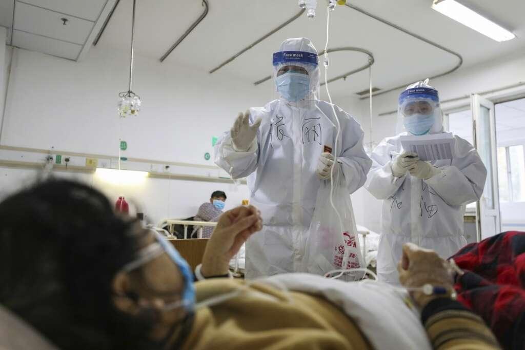 Hubei, epicenter, coronavirus, 15,000, new cases