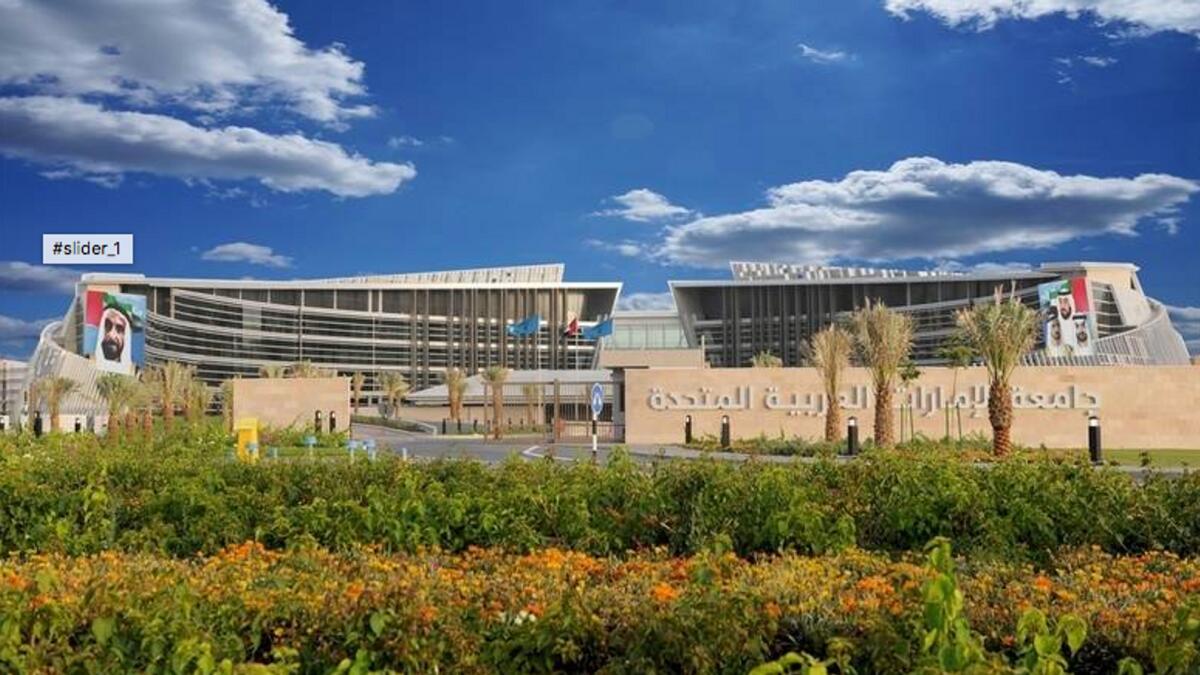 United Arab Emirates University  - WAM