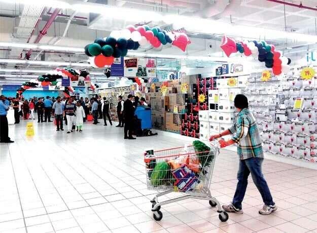 Carrefour Hypermarket Opens New Outlet In Burjuman Khaleej Times