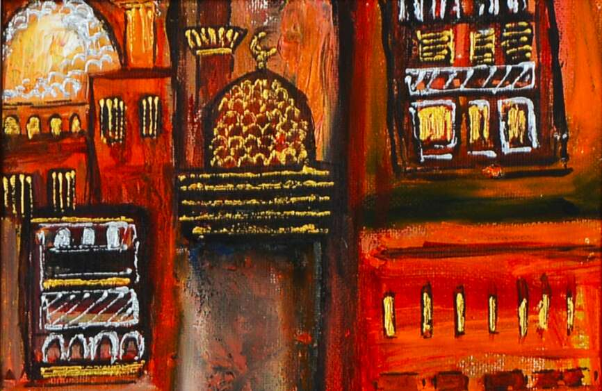 Ramadan 2020, art exhibition, SALAM RAMADAN.2, Funun arts, Shiba Khan, Farah Khan