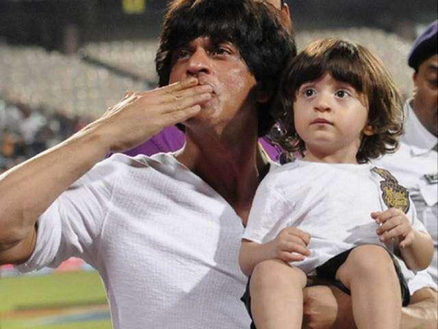 AbRam is the sun in my life: Shah Rukh Khan