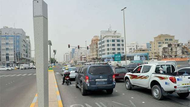 Now, get a yellow card for making this traffic violation in UAE