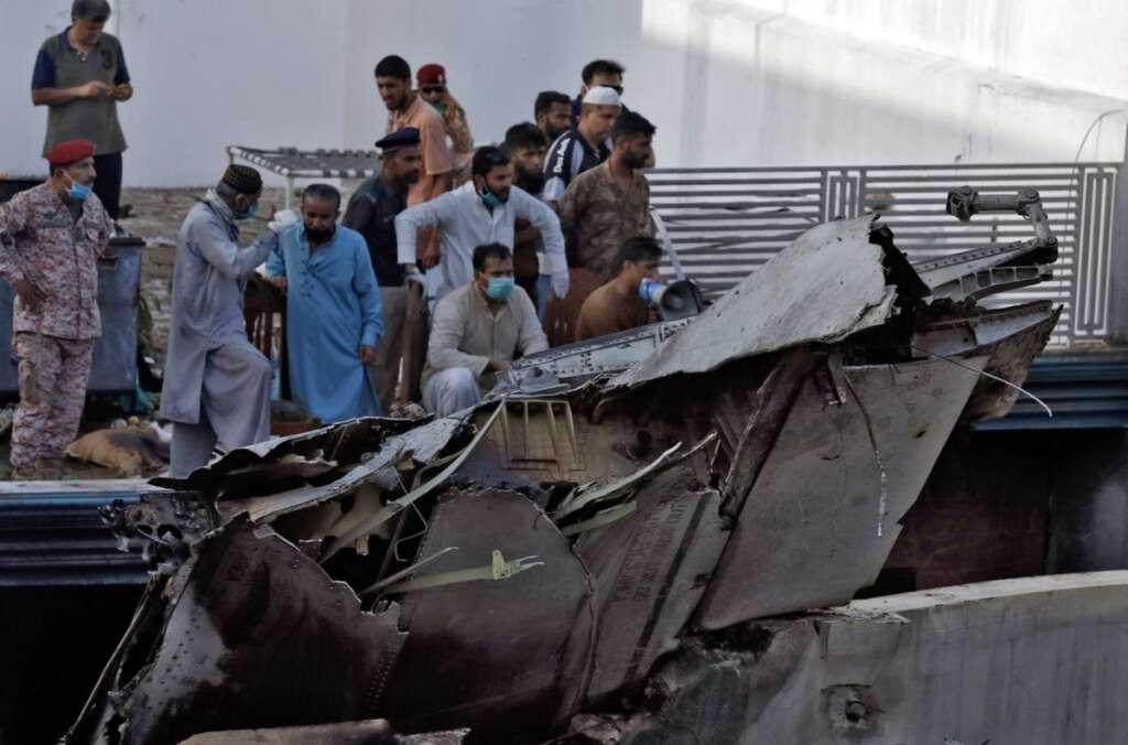 Pakistan plane crash, PIA, UAE, PIA