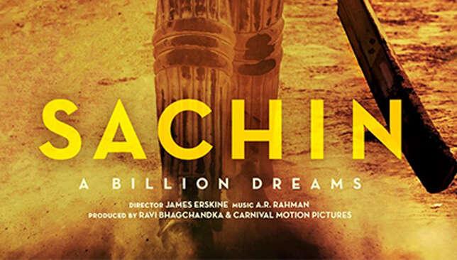 Sachin - A Billion Dreams movie review: A fans delight