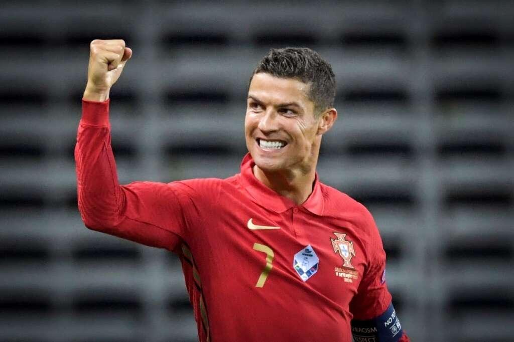 Cristiano Ronaldo, 100th, goal, portugal