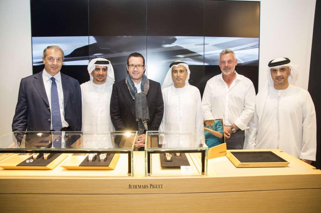 Audemars Piguet Opens Boutique In Mall Of The Emirates Khaleej Times