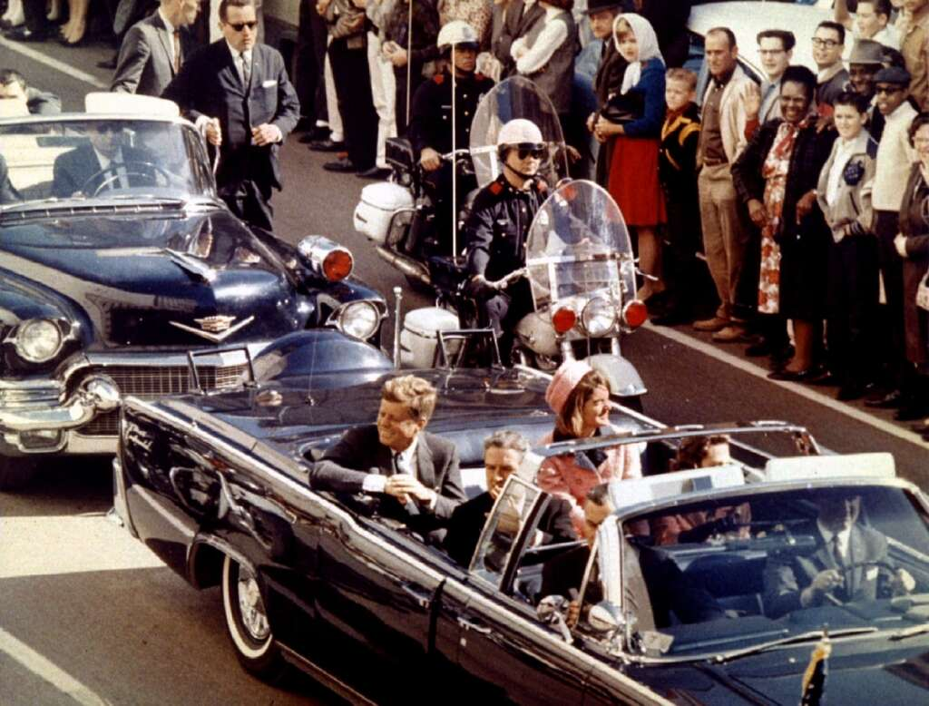 JFK files: Thousands released but Trump holds back others