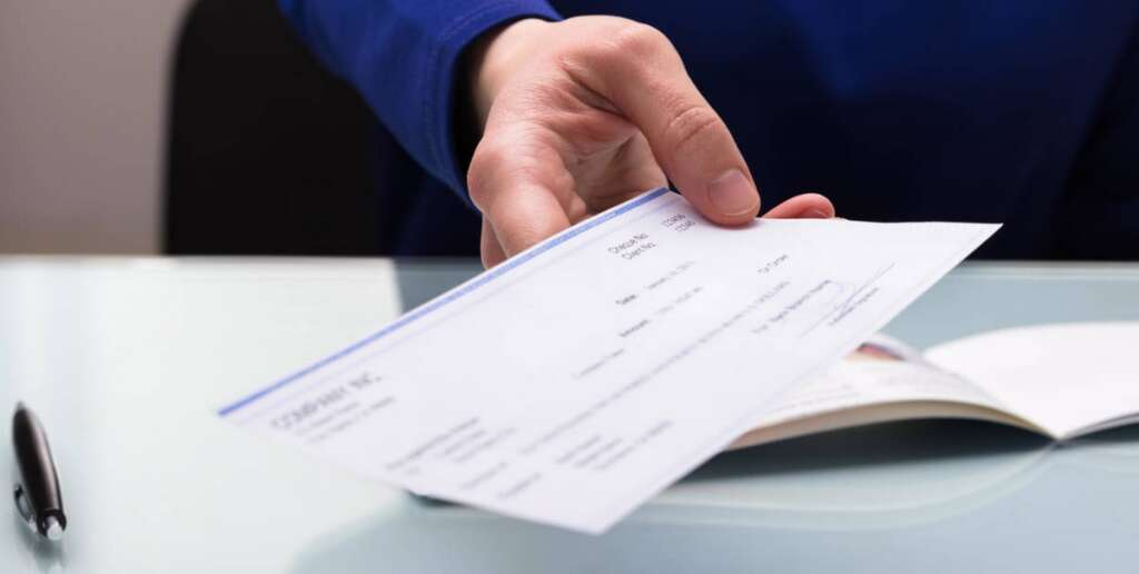 You can be jailed, fined for dishonoured rental cheque in UAE