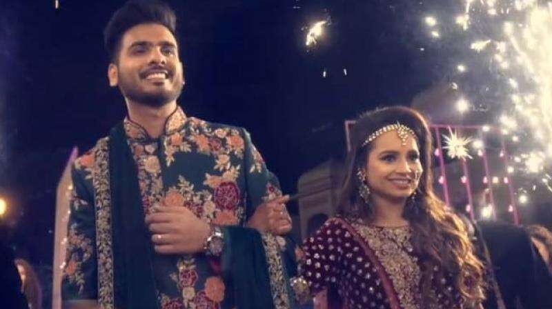 Dubai Couples Love Story Ends In Fairytale Non Traditional Wedding
