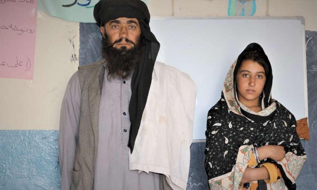 Afghanistan, labourer