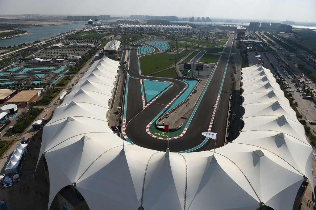 Abu Dhabi's Yas Marina Circuit reopens its facilities - News | Khaleej Times