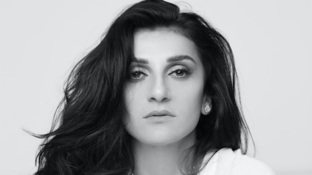 UAE-based designer Yeya on making a gown for JLo