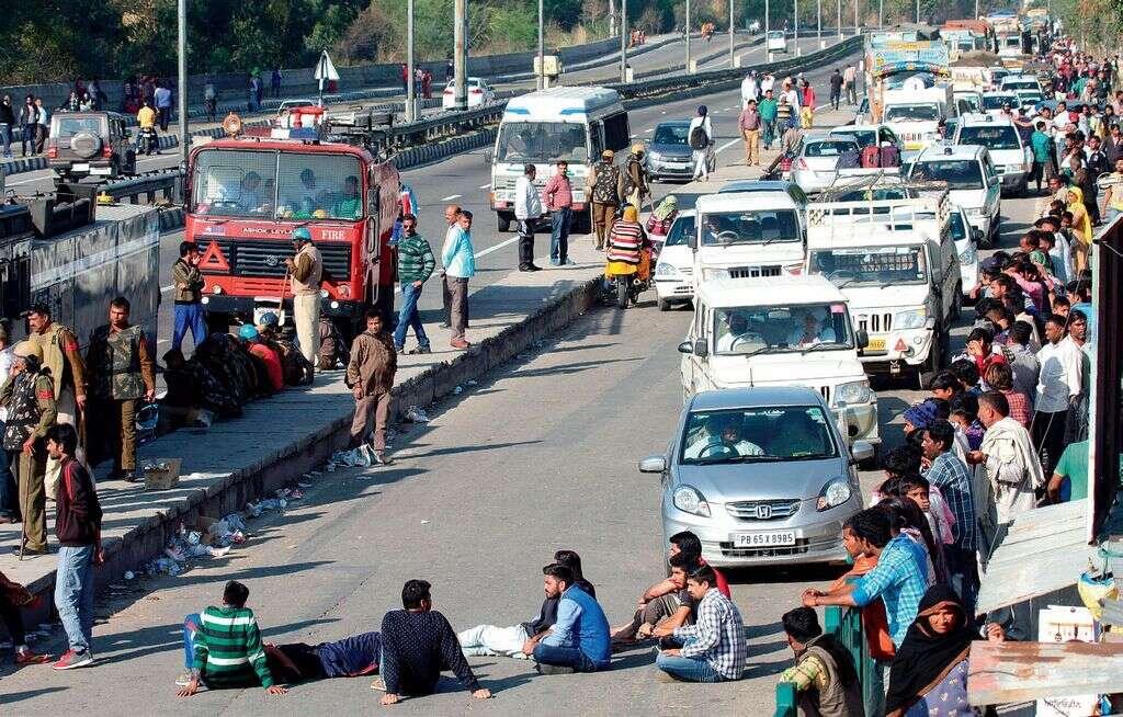 Jat stir: 2 more killed, toll 12, more than 150 injured