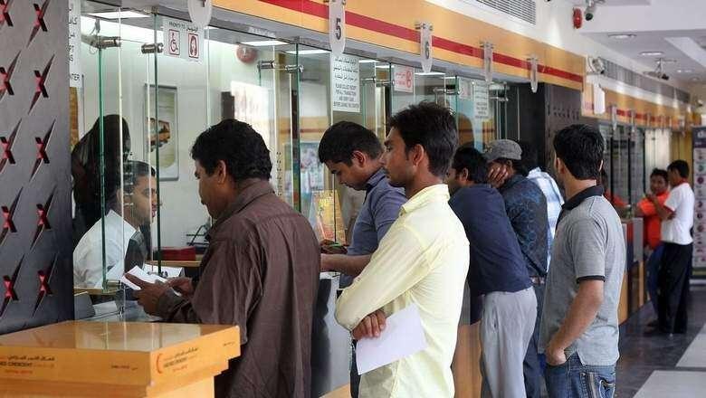 Indian, Pakistani rupees hit new lows against UAE dirham
