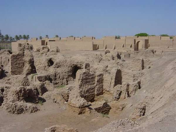 Worlds first airport built in Iraq in 5000 BC, Iraq MP
