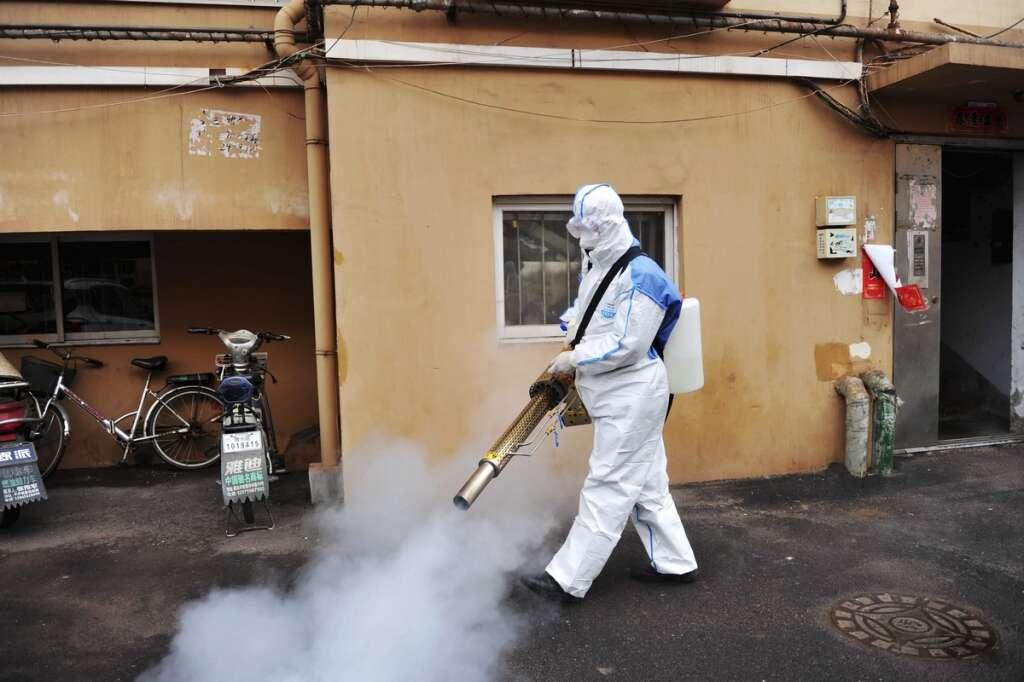 Coronavirus outbreak, Death toll, 636, China