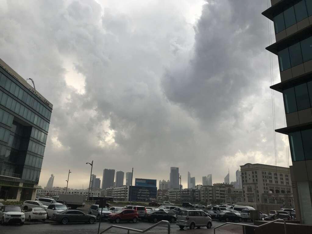 fair, partly, cloudy, uae, weather, Wednesday, rain, afternoon, national center of meteorology, dubai, abu dhabi