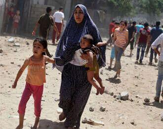 UAE pledges $25 million in urgent aid to Palestinians