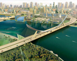 12-lane Al Ittihad Bridge to replace Floating Bridge