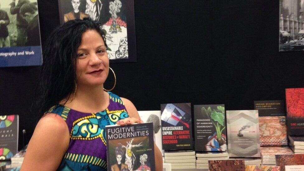 US professor, Black woman, university