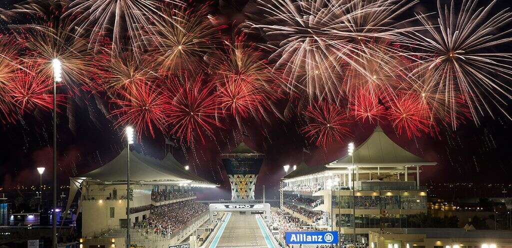F1 weekend: All you want to know about Abu Dhabi GP