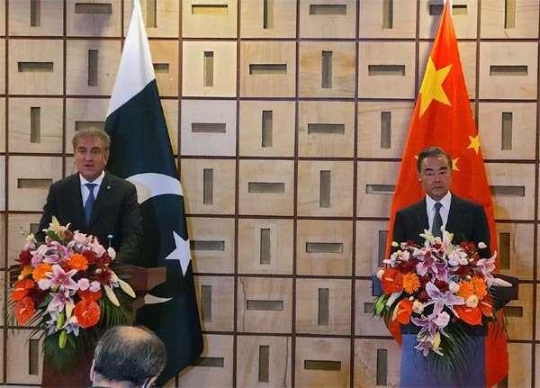 Pakistan, china, vow, stronger, cooperation, develop, coronavirus, covid-19, vaccine