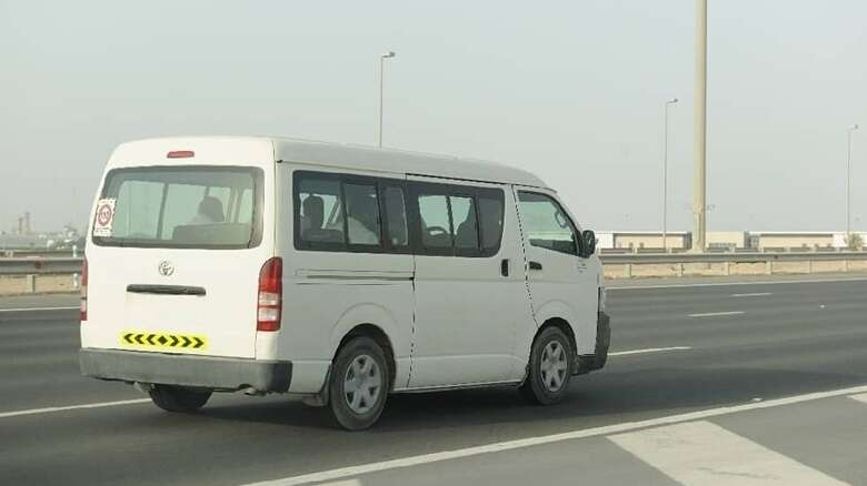 UAE authorities call for total ban on minibuses by 2023
