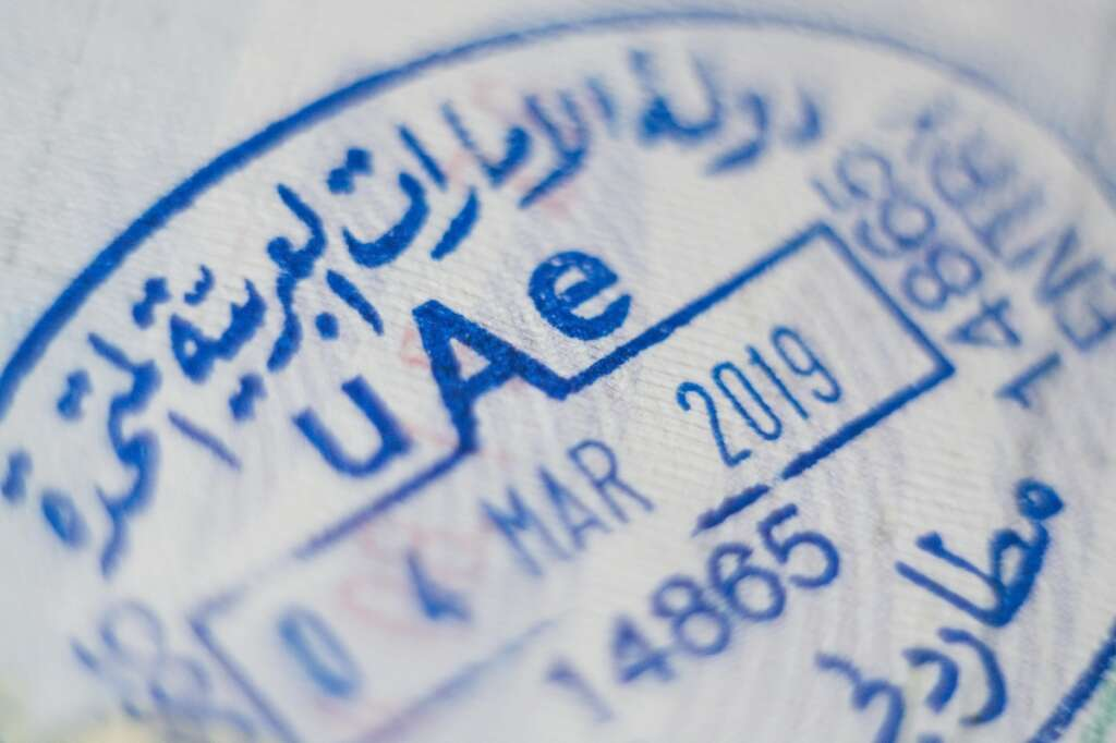 covid19, coronavirus, UAE visit visa, visa extension, grace period