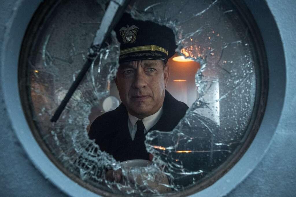 Tom Hanks, Greyhound, film, war, Hollywood, actor, Covid-19