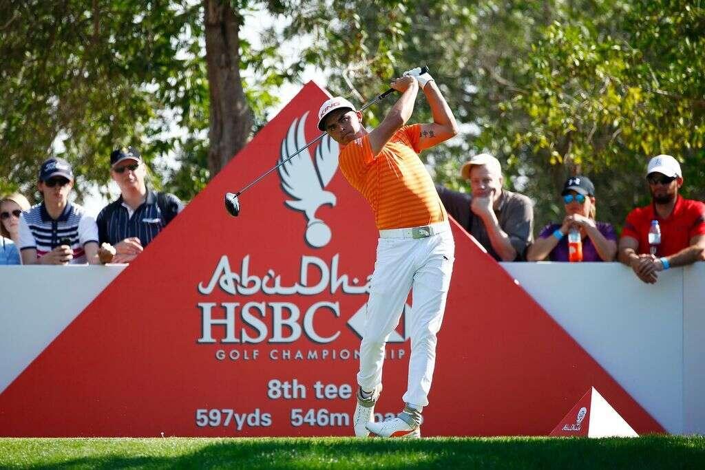 Top field for Abu Dhabi Golf Championship