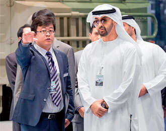UAE to buy drones, missiles, military vehicles for Dh5.2 bn