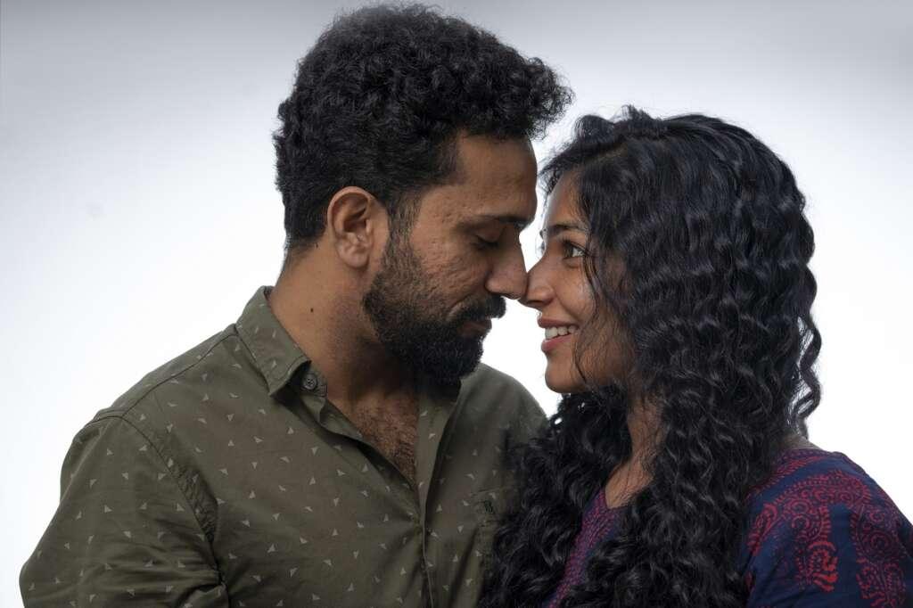 Love, Dubai, covid, malayalam film, uae, thetares, Rajisha Vijayan, Shint Tom Chako, Khalid Rahman, lockdown, kerala, malayali, south indian, cinema, bollywood, khaali peeli