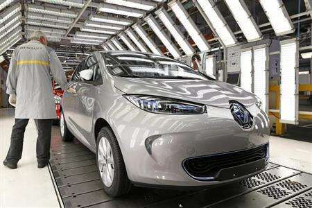 Renault, restructuring, AUTO