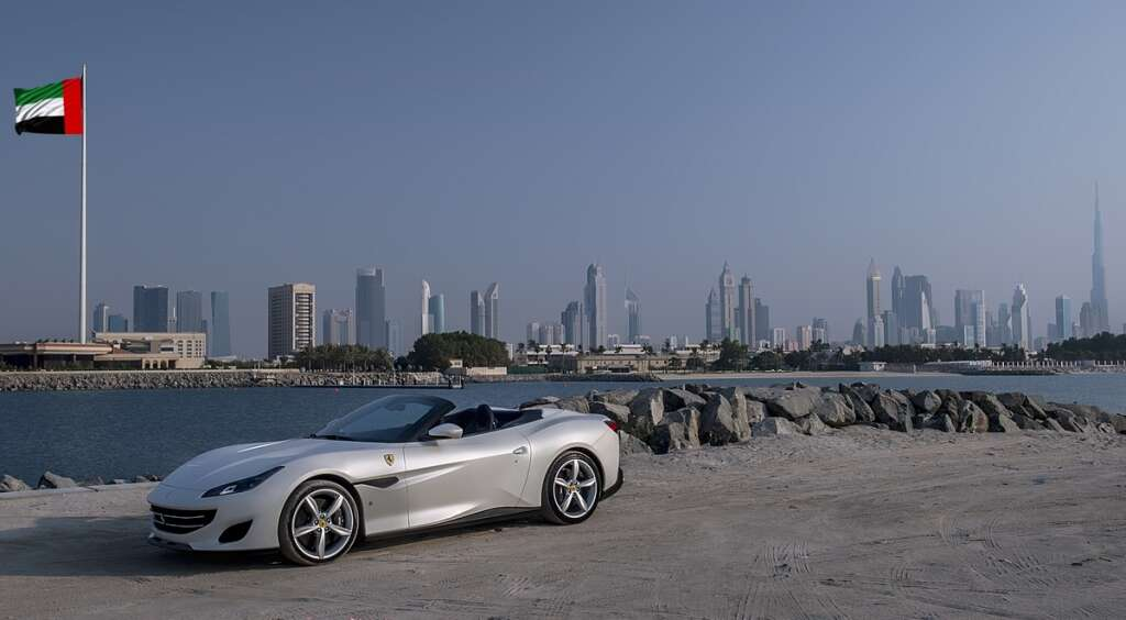 Our top ten UAE test drives of 2019