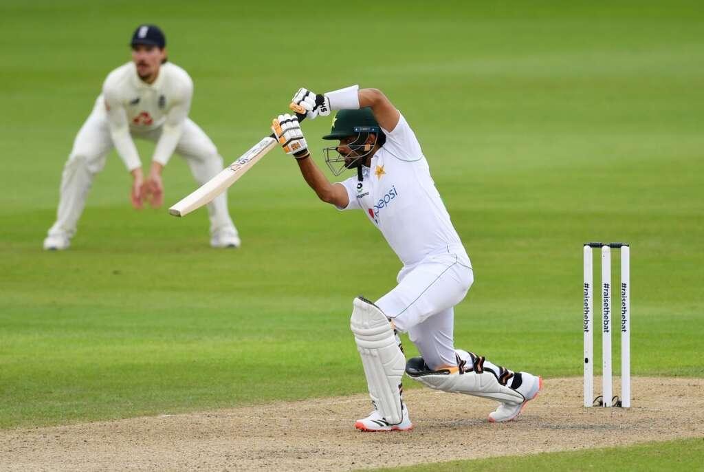 pakistan, batsman, babar azam, compared, to, india's virat kohli, one, of, world's, leading, batsmen, unbeaten, fifty, opening, day, first, test, england, old trafford